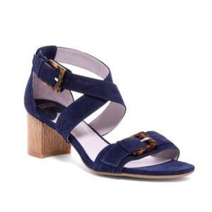 NWOT Johnston & Murphy Katarina Ankle Strap Sandal